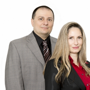 Nenad and Natasa Rakulj